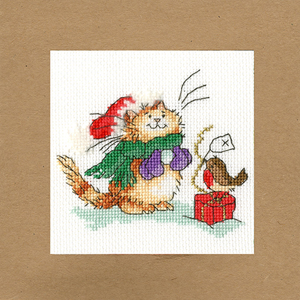 〔Bothy Threads〕 刺繍キット XMAS30