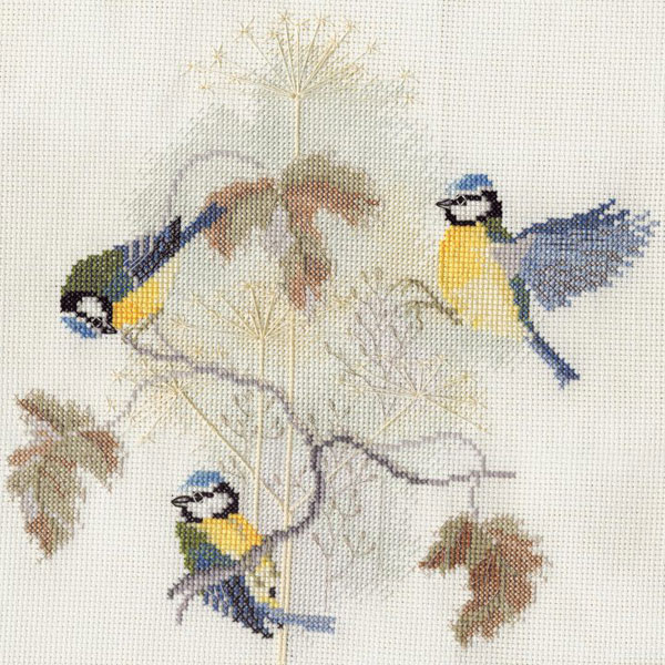 〔Derwentwater Designs〕 刺繍キット BB01 <1月のおすすめキット>