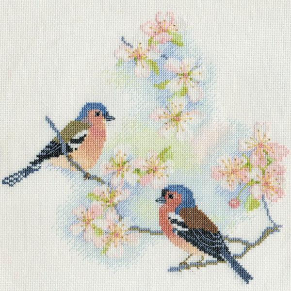 〔Derwentwater Designs〕 刺繍キット BB02
