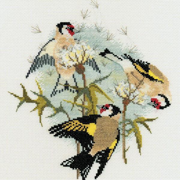 〔Derwentwater Designs〕 刺繍キット BB04
