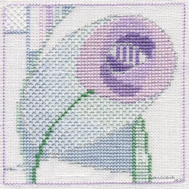 〔Derwentwater Designs〕 刺繍キット DW-MIN15A <廃盤>
