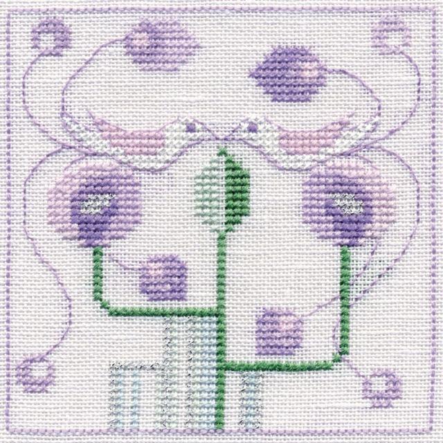 〔Derwentwater Designs〕 刺繍キット DW-MIN16A <廃盤>