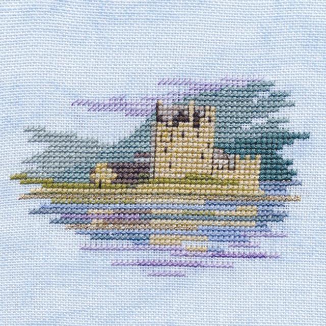 〔Derwentwater Designs〕 刺繍キット DW-MIN24A <廃盤>