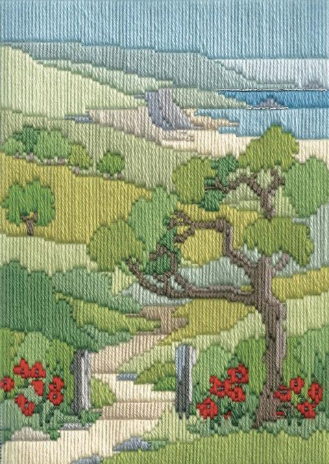 〔Derwentwater Designs〕 刺繍キット DW-MLS22