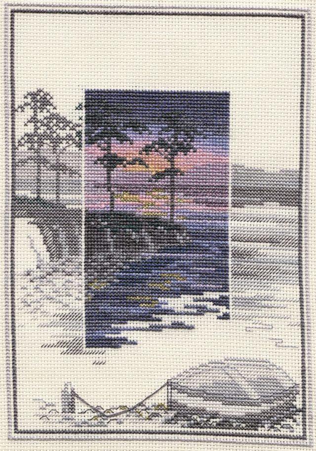 〔Derwentwater Designs〕 刺繍キット DW-TWL02 <廃盤>