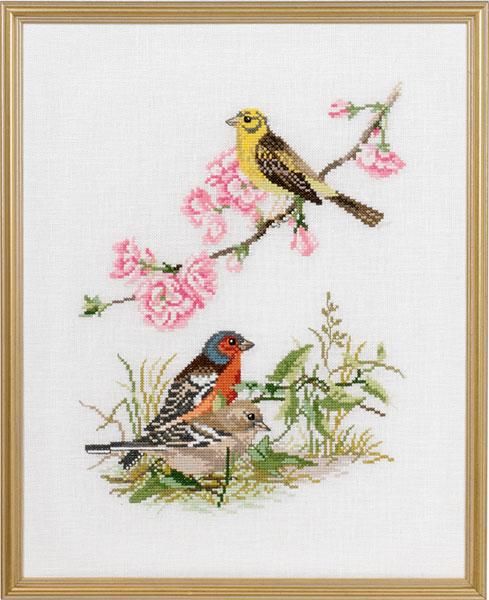 〔Eva Rosenstand〕 刺繍キット E12-735 <1月のおすすめキット>
