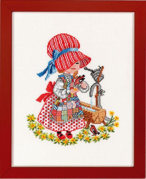 〔Eva Rosenstand〕 刺繍キット E14-274