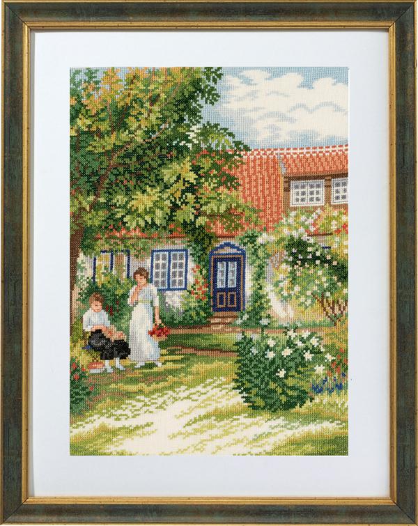 〔Eva Rosenstand〕 刺繍キット E14-356 <6月のおすすめ>