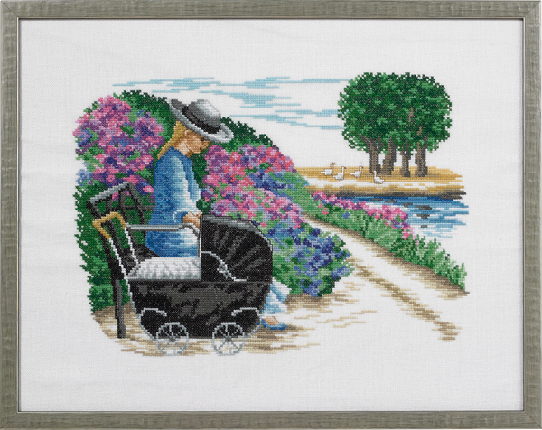 〔Eva Rosenstand〕 刺繍キット E94-365