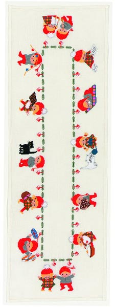 〔Eva Rosenstand〕 刺繍キット E23-294