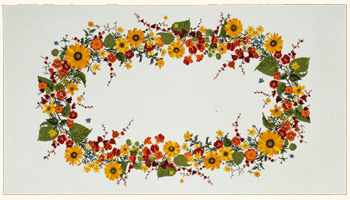 〔Eva Rosenstand〕 刺繍キット E92-2104