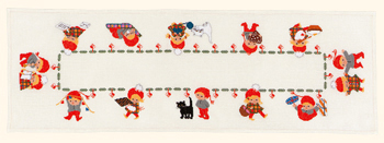 〔Eva Rosenstand〕 刺繍キット E93-294