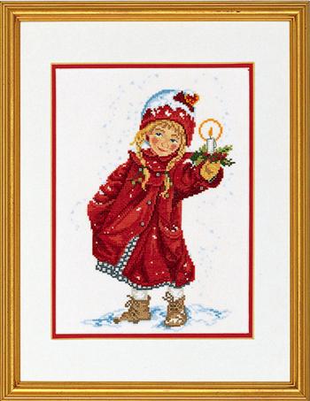 〔Eva Rosenstand〕 刺繍キット E94-098
