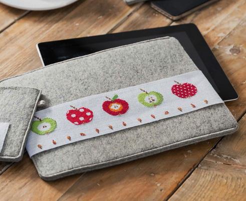 〔Fingerhut〕 V-559 iPad用ケース*