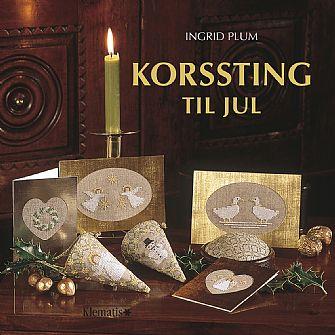 〔Klematis〕 Korssting til jul (表・裏表紙に多少スレがありますことをご了承ください)