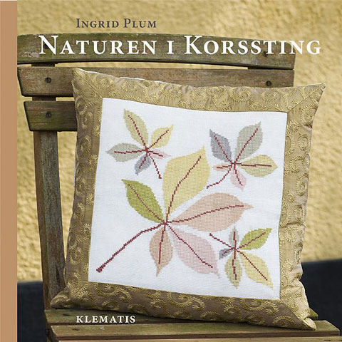 *〔Klematis〕 Naturen i korssting (表・裏表紙に多少スレがありますことをご了承ください)
