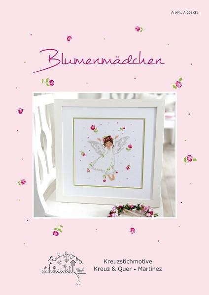 **〔Kreuz&Quer〕 図案 KQ-A008-21 Blumenmadchen