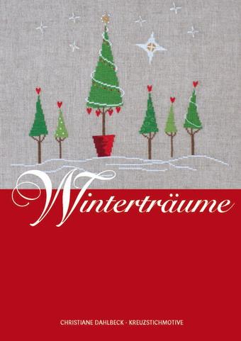 〔Fingerhut〕 図案集 L-114 Wintertraume  <廃盤>