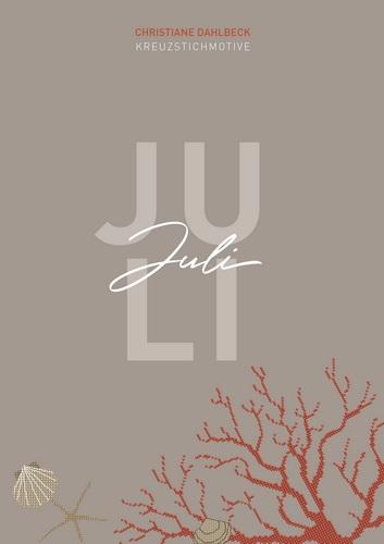 *〔Fingerhut〕 図案集 L-125 JULI