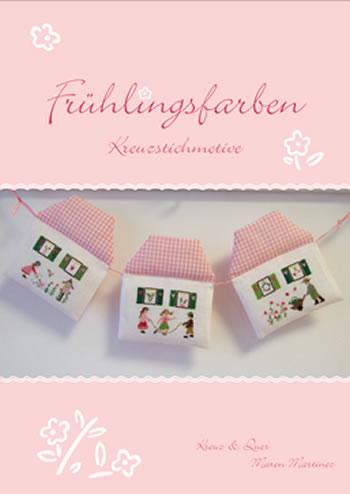 〔Kreuz&Quer〕 図案集 L001-10 Fruehlingsfarben