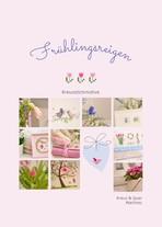 〔Kreuz&Quer〕 図案集 L001-13 Frühlingsreigen