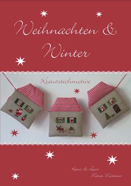 〔Kreuz&Quer〕 図案集 L002-09 Weihnachten & Winter