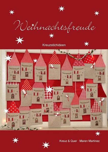 〔Kreuz&Quer〕 図案集 L003-12 Weihnachtsfreude