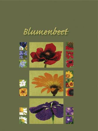 〔MWI-3469〕 図案集 Blimenbeet