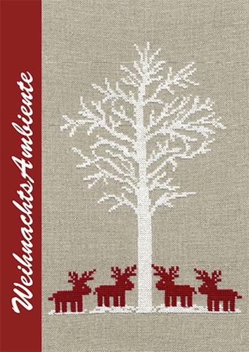 〔MWI-3476〕 図案集 Weihnachts Ambiente