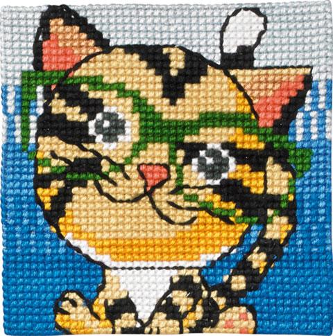 〔Permin〕 刺繍キット P-9121