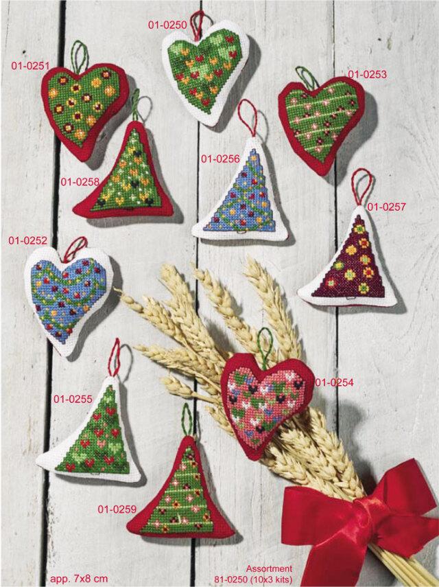 〔Permin〕 刺繍キット P01-025x