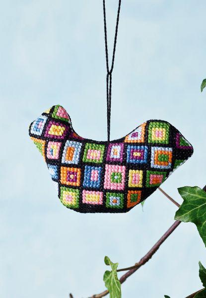 〔Permin〕 刺繍キット P01-9150