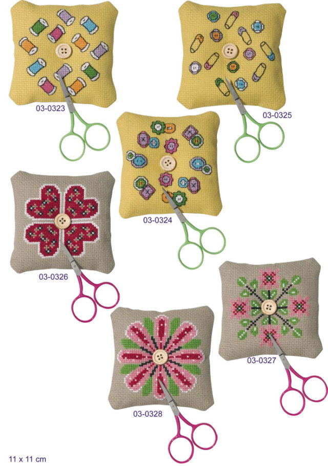 〔Permin〕 刺繍キット P03-032x