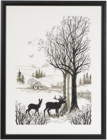〔Permin〕 刺繍キット P70-1108