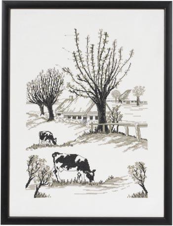 〔Permin〕 刺繍キット P70-1109