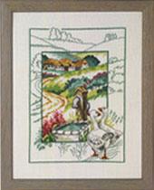 〔Permin〕 刺繍キット P12-1118