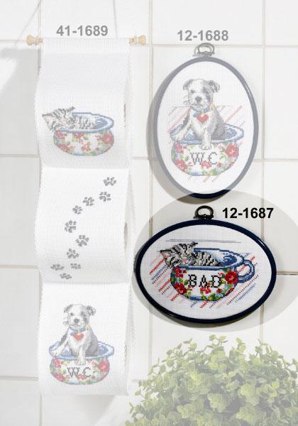 〔Permin〕 刺繍キット P12-1687