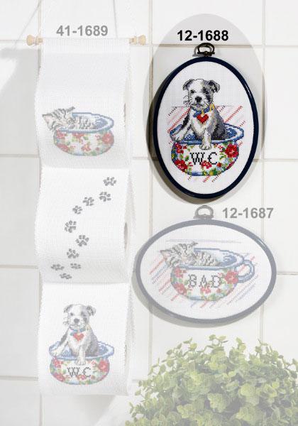 〔Permin〕 刺繍キット P12-1688
