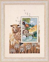 〔Permin〕 刺繍キット P12-3172