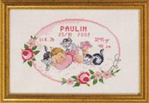 〔Permin〕 刺繍キット P12-3603