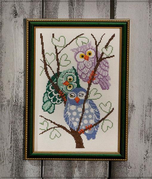 〔Permin〕 刺繍キット P12-3822