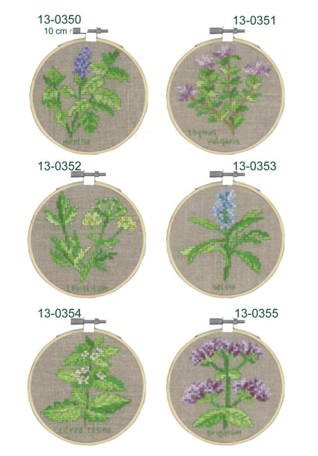 〔Permin〕 刺繍キット P13-035x