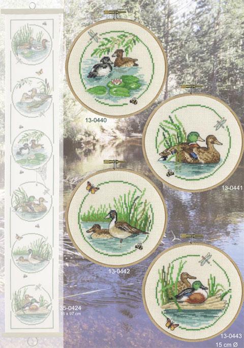 〔Permin〕 刺繍キット P13-044x