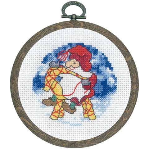 〔Permin〕 刺繍キット P13-0629