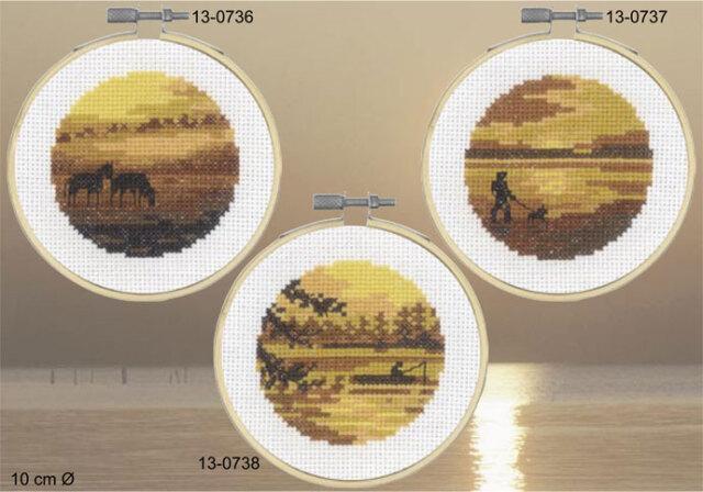 〔Permin〕 刺繍キット P13-073x