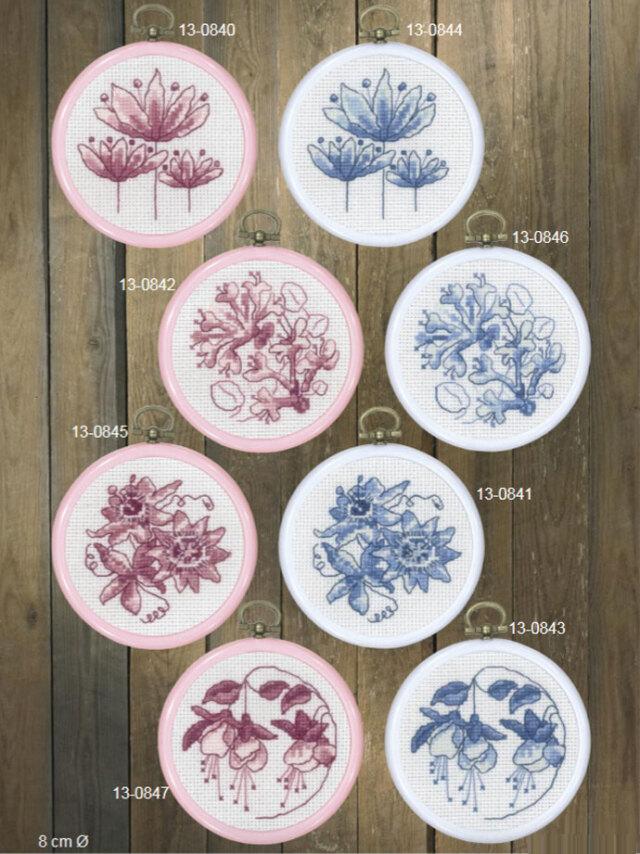 〔Permin〕 刺繍キット P13-084x