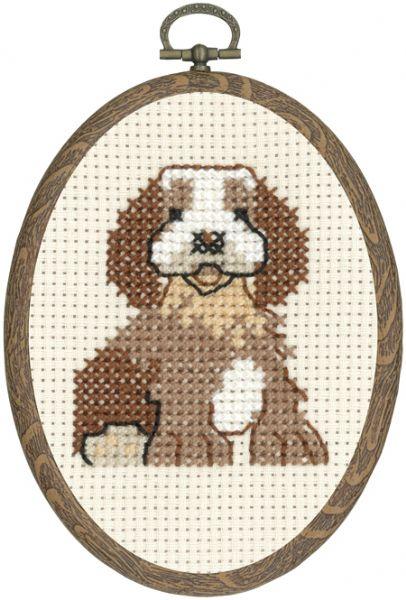 〔Permin〕 刺繍キット P13-1383
