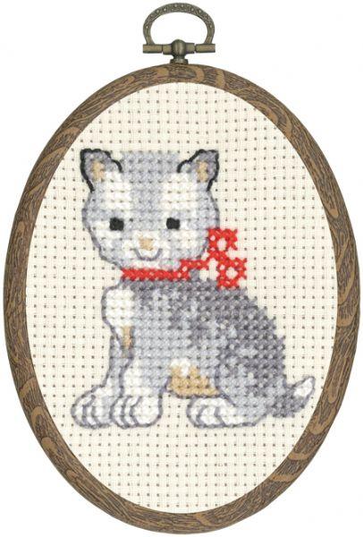 〔Permin〕 刺繍キット P13-1386