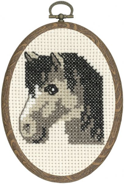 〔Permin〕 刺繍キット P13-1388