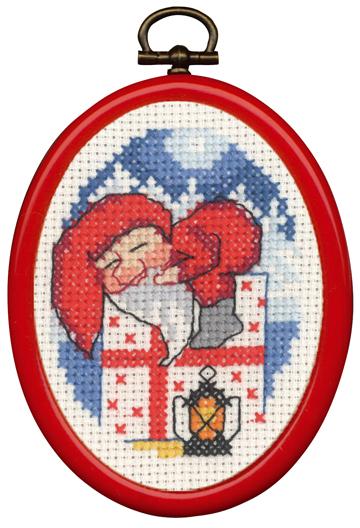 〔Permin〕 刺繍キット P13-3272